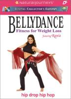 Bellydance Fitness for Weight Loss - Hip Drop, Hip Hop