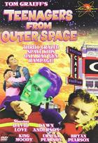 Teenage Monster/Teenagers From Outer Space - 2 Pack