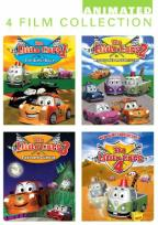 Animated 4 Film Collection: The Little Cars 1-4