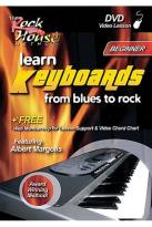 Learn Keyboards - From Blues to Rock: Beginner