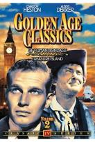Golden Age Classics: Of Human Bondage/Treasure Island
