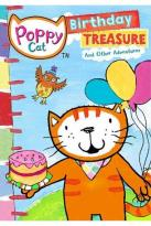 Poppy Cat: Birthday Treasure