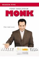 Monk - The Complete Fifth Season