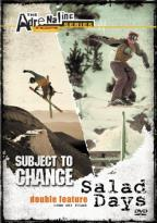 Salad Days/Subject to Change