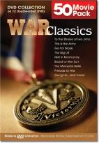War Classics 50 Movie Pack - 12-Disc Set