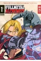 Fullmetal Alchemist - The Complete First Season
