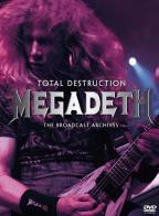 Megadeth: Total Destruction