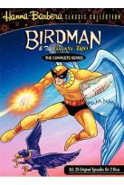 Birdman and the Galaxy Trio - The Complete Series