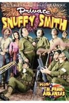 Hillbilly Double Feature: Private Snuffy Smith/I Am from Arkansas