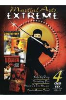 Martial Arts Extreme: Edge of Fury/Breathing Fire/Blood of the Dragon/Snake Crane Secret
