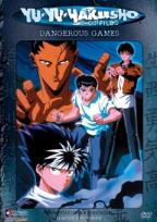 Yu Yu Hakusho: Chapter Black Saga - Vol. 23: Dangerous Games