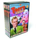 Terry and the Pirates - Volumes 1-4