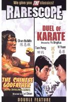 Chinese Godfather/ Duel of Karate Double Feature
