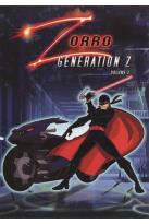 Zorro: Generation Z - Vol. 2
