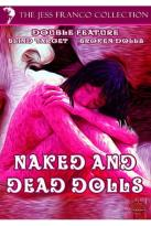 Jess Franco Collection: Naked and Dead Dolls