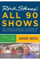 Rick Steves' Europe: All 90 Shows