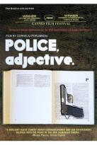 Police, Adjective