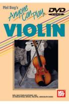 Anyone Can Play Violin