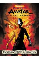 Avatar: The Last Airbender - Book 3: Fire - The Complete Collection