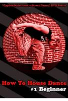 How to House Dance, Vol. 1: Beginner
