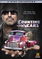 Counting Cars: Season 2, Vol. 1