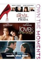 Walk the Line/Love and Other Drugs/Devil Wears Prada