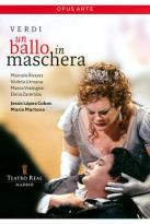 Ballo in Maschera (Teatro Real Madrid)