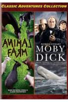 Classic Adventures Collection, Vol. 3: Animal Farm/Moby Dick