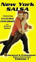 New York Salsa - Advanced/Professional Instruction Vol. 1