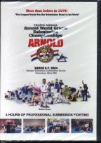 Fourth Annual Arnold World Gracie Submission Championships