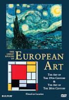 Great Epochs of European Art: The Art of the 19th Century/The Art of the 20th Century