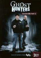 Ghost Hunters: Season Six, Part 2