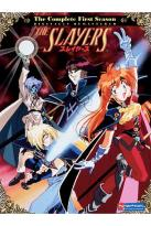 Slayers - The Complete First Season