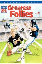 NFL Greatest Follies - Vol. 3