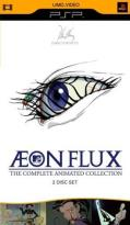 UMD Aeon Flux: Complete Animated Collection