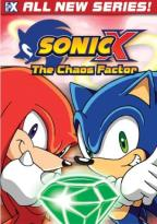 Sonic X - Vol. 2: The Chaos Factor