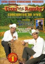 Dueto Voces del Rancho - Conciertos en Vivo: Vol. 1