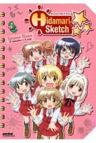 Hidamari Sketch x Hoshimittsu - Complete Collection