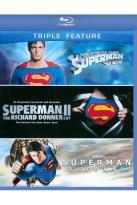 Superman: The Movie/The Superman II: The Richard Donner Cut/Superman Returns