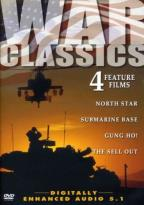 War Classics - Vol. 3: 4 Feature Films