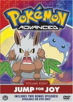 Pokemon Advanced - Vol. 8: Jump For Joy