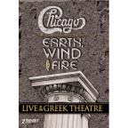 Chicago with Earth, Wind &amp; Fire - Live At the Greek Theatre