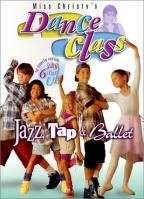 Miss Christy's Dance Class: Jazz, Tap, & Ballet