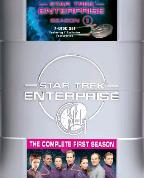 Star Trek - Enterprise - The Complete First Season