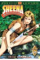 Sheena Queen of the Jungle - Vol. 3
