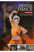 Revital Carroll: Odissi Dance, Vol. 2 - Spins & Choreography