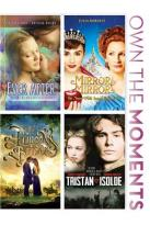 Ever After/Mirror Mirror/The Princess Bride/Tristan and Isolde