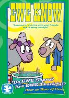 Ewe Know: Do Ewe Share?/Are Ewe Thankful?