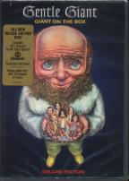 Gentle Giant - Giant on the Box Limited Edition DVD/CD