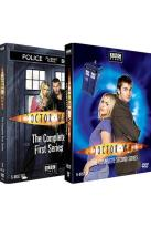 Doctor Who - The Complete First & Second Series
